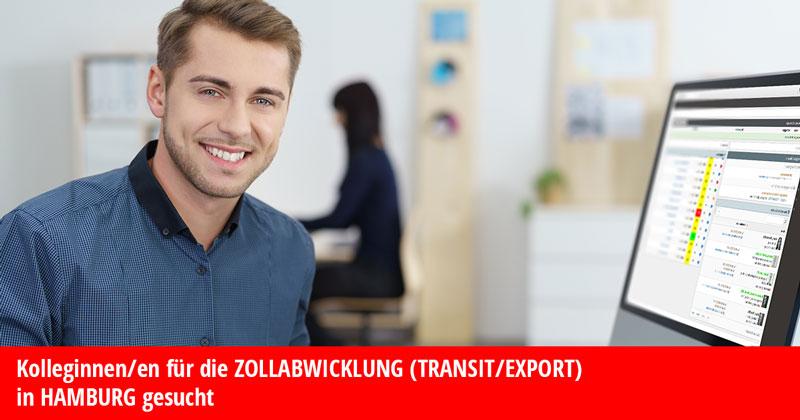 Wir suchen Kollegen (m/w) am Standort Hamburg