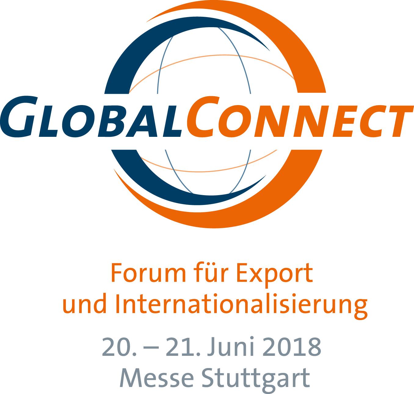 Treffen Sie uns auf der GlobalConnect in Stuttgart
