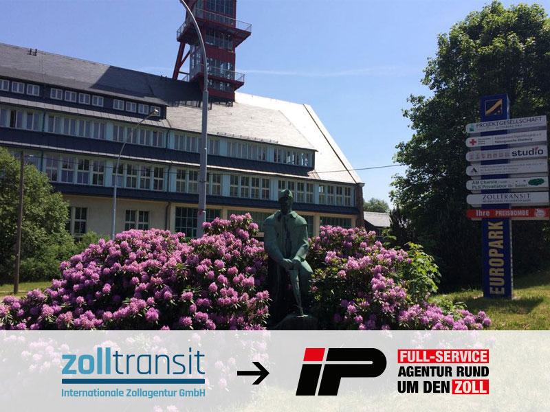 IP Zollspedition GmbH übernimmt ...