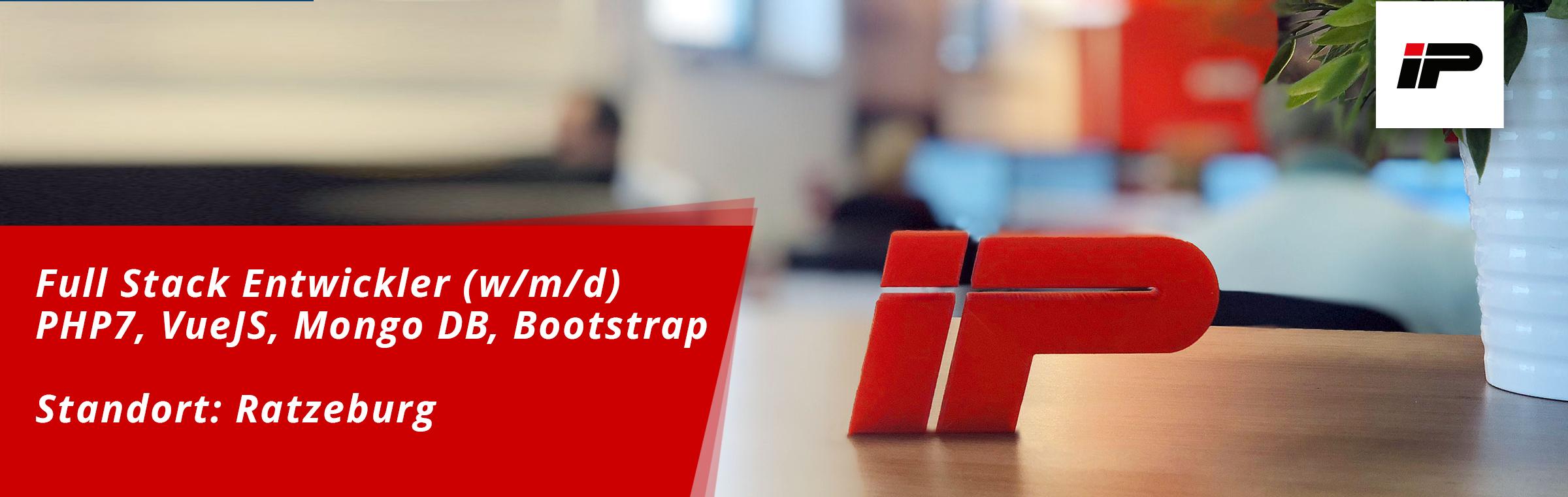 Wir suchen Full Stack Software-Entwickler (m/w/d)