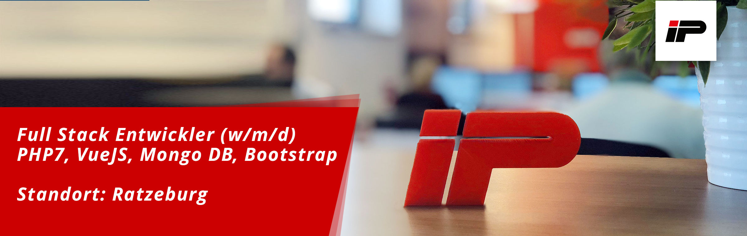 Wir suchen Full Stack Software-E...