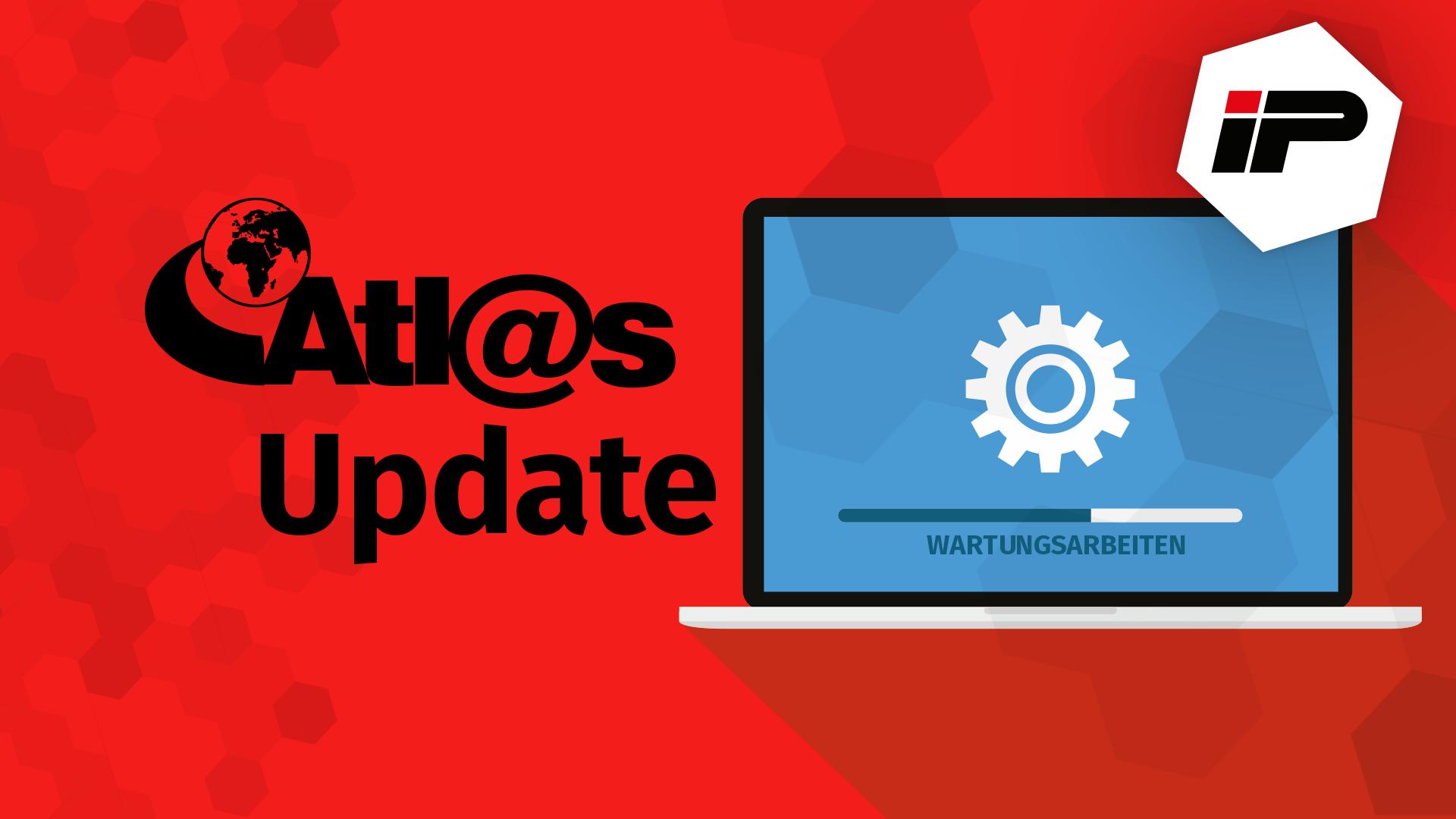 Ab Fr. 20.09. Unterbrechung der Zollabwicklung ATLAS durch Umstellung auf das Release ATLAS 9.0.1 / AES 2.4.4