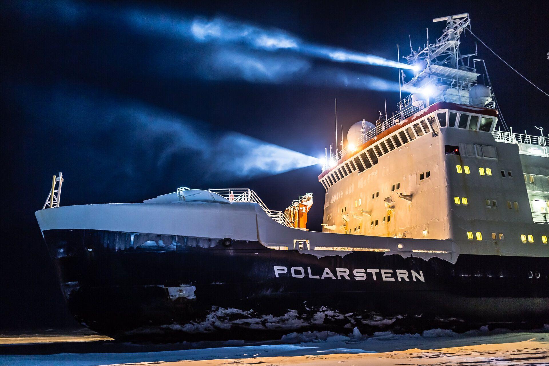 Polarstern - Willkommen zurück!